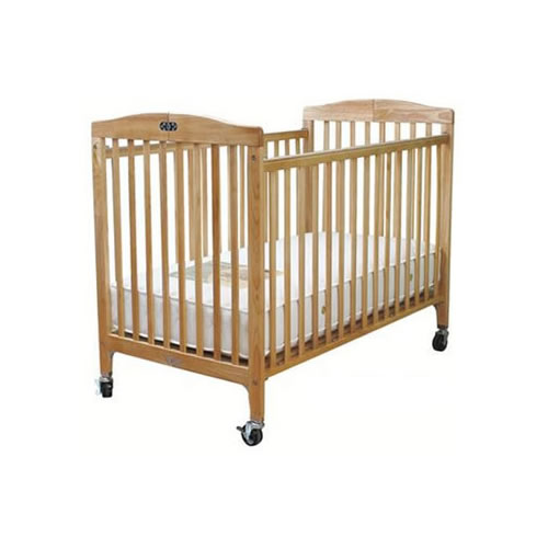 Full Size Crib (Wood)