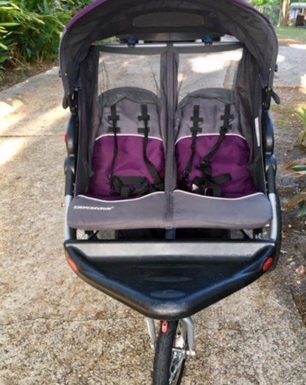 double stroller 2