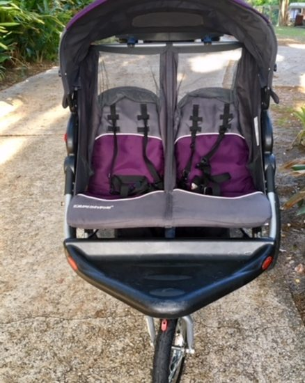 double stroller 2